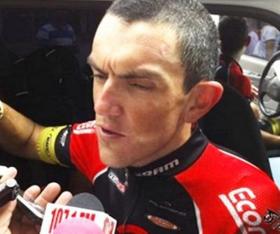 Jose Adrián Bonilla gana la decima Etapa de la Vuelta a Costa Rica y es el nuevo Lider