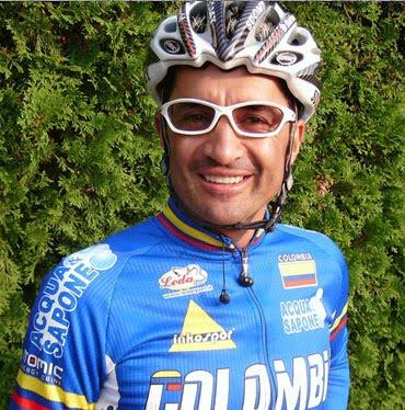 """Colombiano Félix Cárdenas dice que """"La Vuelta Chile ha recuperado su prestigio"""""""