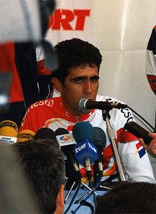 Hoy se cumplen 15 años del retiro de Miguel Indurain