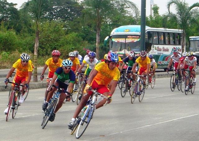 Ciclistas carchenses representaran a Ecuador en la Vuelta al Táchira