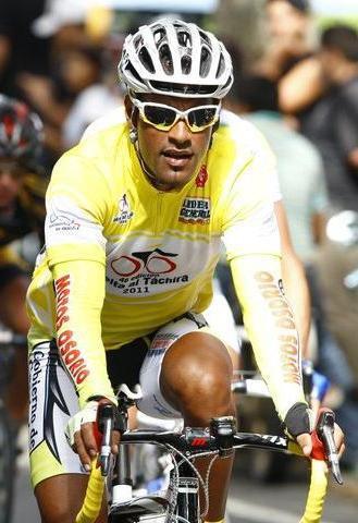 Miguel Ubeto Campeon del America Tour 2011 Correra la Vuelta A Bramon