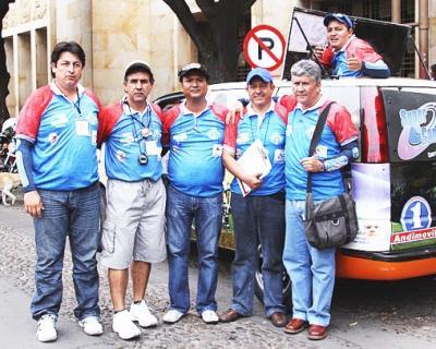 Andina Stereo 91.9 FM Transmitira la Vuelta a Bramon y Tachira