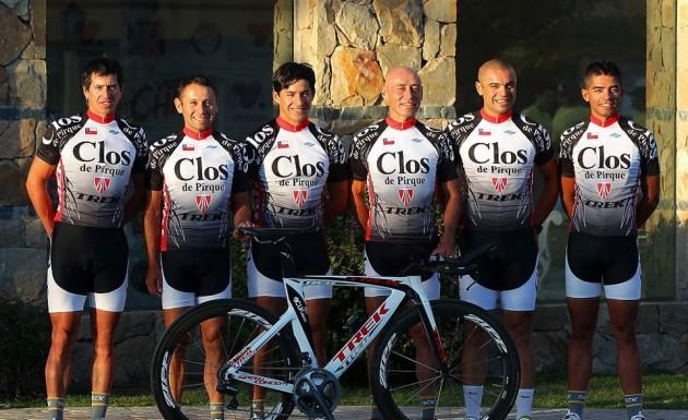Vuelta a Chile: Clos de Pirque gana  la contrarreloj de la 1ra Etapa