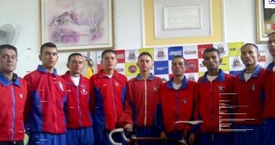 Ejército Nacional Bolivariano - Federación Ganadera de Venezuela Nuevo Equipo para la Vuelta al Tachira