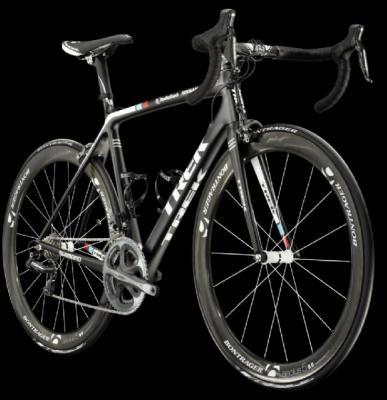 Bicicletas que usara el equipo Radio-ShackNissan Trek este año 2012