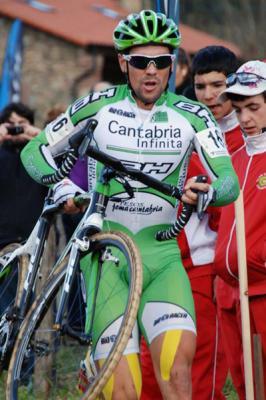 Isaac Suárez Camepon Nacional de Ciclocross de España