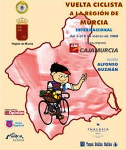 La Vuelta a Murcia podría reducirse a solo dos etapas