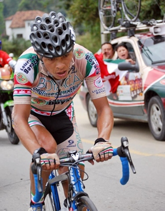 Boyacá Orgullo de América en la Vuelta al Táchira 2012