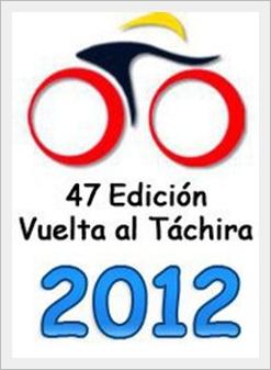 1ra Etapa Vuelta al Tachira 2012