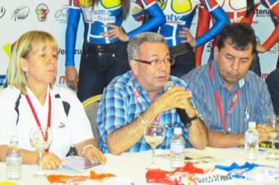 Celebrrado congresillo tecnico de la Vuelta al Tachira