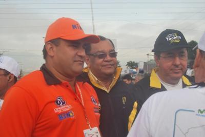 Gobernador del Estado Tachira resalta su mensaje de apoyo al desarrollo deportivo del Táchira