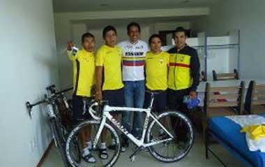 Ecuador estará en Tour de San Luis