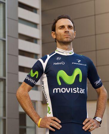 """Alejandro Valverde: """"No temo sentirme señalado"""""""