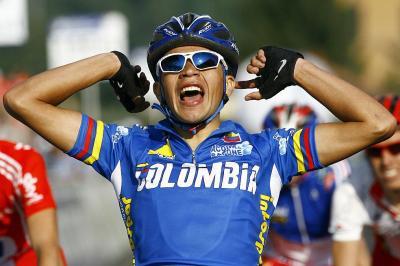 """Fabio Duarte: """"Este equipo Colombia-Coldeportes dará de qué hablar en Europa"""