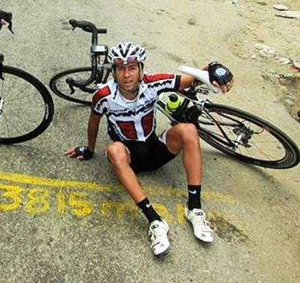 Edgar Nohales, el ciclista español más globalizado