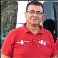 Muere en accidente de tráfico Alejo Puche, ciclista urbano y técnico del CC El Greco de Beniaján (Murcia)