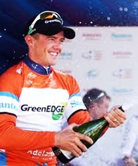 André Greipel gana la 6ta etapa del Tour Down Under y Simon Gerrans la General