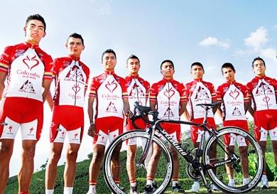 Equipo Colombia es Pasión culminó exitosamente su primera concentración del año