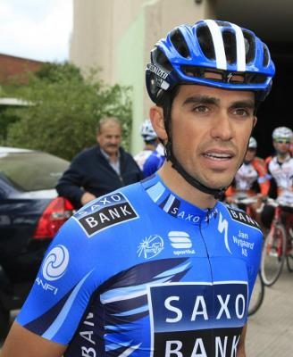 Alberto Contador correra la Vuelta al Algarve