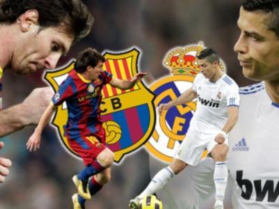Link en Vivo para ver el Partido de Futbol de la Copa del Rey Real Madrid VS Barcelona