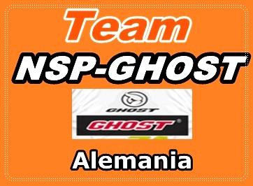 Equipo alemán NSP-GHOST correrá la Vuelta a Andalucía
