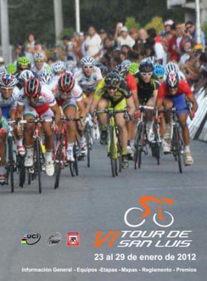 IV Etapa del Tour de San Luis 2012