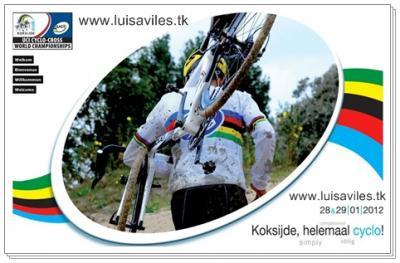 Video de los entrenamientos previos al campeonato del mundo de ciclo-cross de 2012 en Koksijde.