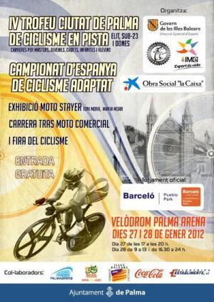 Nacional Paracicling Español tiene sus diez primeros campeones