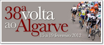 Vuelta a Algarve 2012