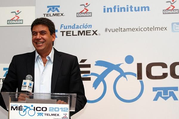 Presentada Vuelta ciclista a Mexico 2012