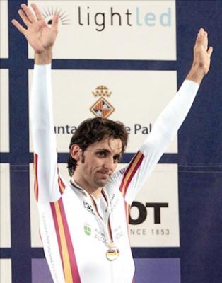 Español Sergi Escobar, doble medallista de bronce en Atenas 2004, será entrenador en jefe de selección mexicana de ciclismo