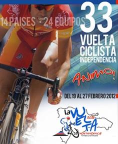 Listo Recorrido de la Vuelta Independencia Nacional