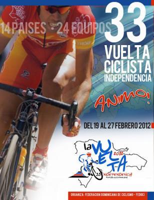 I Etapa Vuelta Independencia Nacional 2012