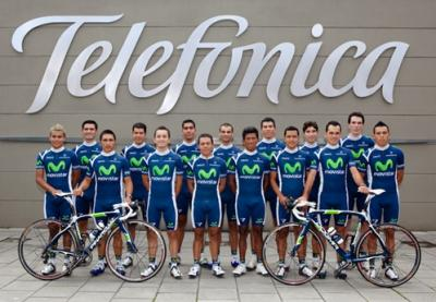 Movistar Team, privilegiado en el Ranking UCI América Tour