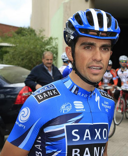 El Domingo se corre la Challenge Vuelta a Mallorca con: Alberto Contador, Cadel Evans, los hermanos Schleck, Andy y Frank,  Cobo y  Valverde