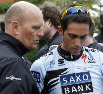 La licencia del Saxo Bank podría ser suspendida por caso Contador