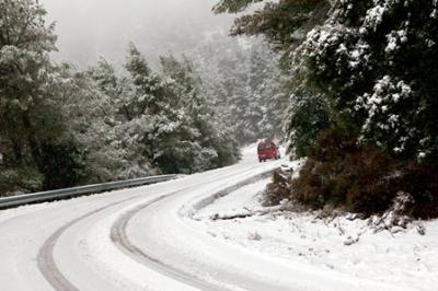 Suspendida última jornada de la Vuelta a Mallorca por la nieve