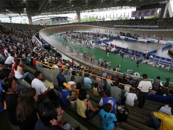Del 11 al 12 de Febrero I parada Nacional Intercubes de Ciclsmo de Pista en Colombia