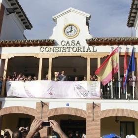 El Pinto organiza una marcha ciclista en honor a Contador