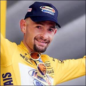 Marco Pantani, hoy se cumplen ocho años sin 'El Pirata'