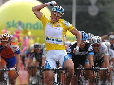 Alemán Kittel gana la 3ra Etapà de la Vuelta a Oman