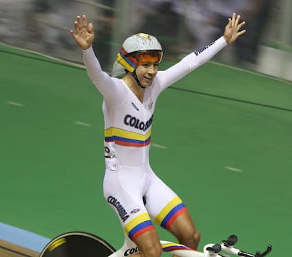 Juan Esteban Arango Un oro para soñar con los Juegos Olímpicos