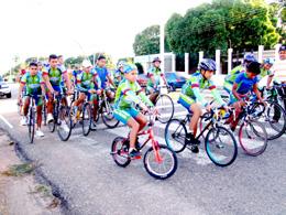 Todo exito Clasico ciclistico menor Fiestas de Carnaval en Zaraza