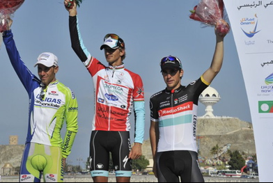 Eslovaco Peter Velits (Omega Pharma) Campeon del Tour de Omán