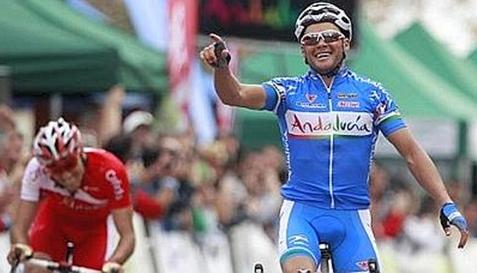 Español Ramírez Abeja gana la 2da etapa de Andalucia tras una escapada y Gretsch sigue líder