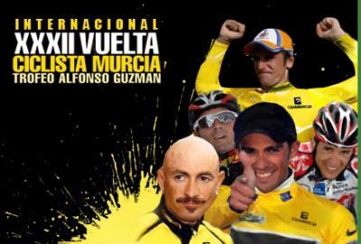 Del 3 al 4 de Marzo se correra la XXXII Vuelta Ciclista a la Región de Murcia 2012