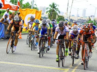 Dominicano Wendy Cruz gana la 3ra etapa de la Vuelta Independencia