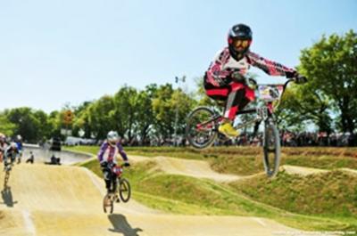 Bicicrossista Stefany Hernández regreso Trunfal a las competencias