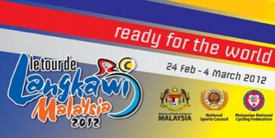 Nomina Oficial Tour de Langkawi 2012