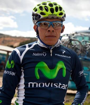 Fredy Montaña da la primer victoria en equipo a Movistar Team Continental